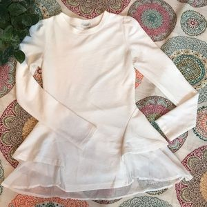 SHEIN Tops - White Fitted Girlie Top! 👸🏼